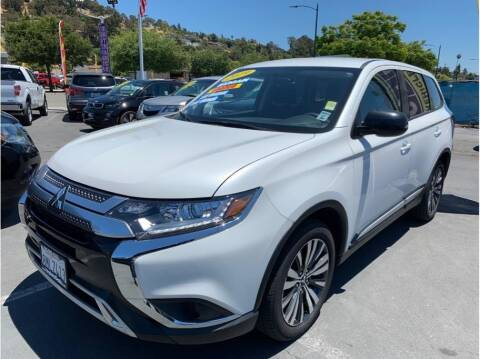 2019 Mitsubishi Outlander for sale at AutoDeals in Hayward CA
