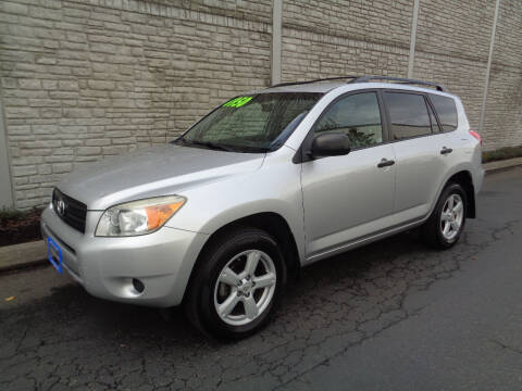 2006 Toyota RAV4 for sale at Matthews Motors LLC in Algona WA