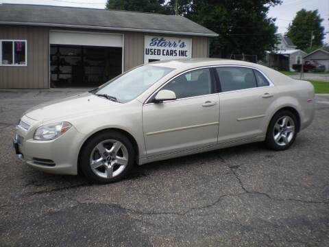2010 Chevrolet Malibu for sale at Starrs Used Cars Inc in Barnesville OH