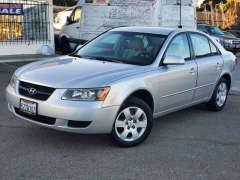 2006 Hyundai Sonata for sale at Gold Coast Motors in Lemon Grove CA