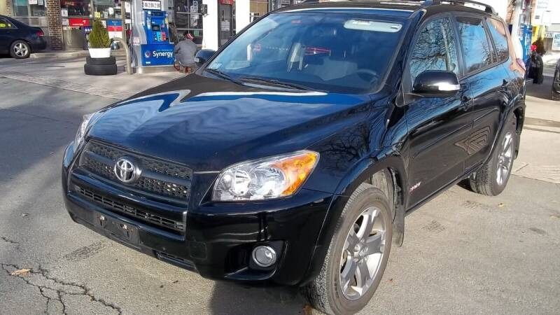 2011 Toyota RAV4 for sale at Cypress Automart in Brookline MA