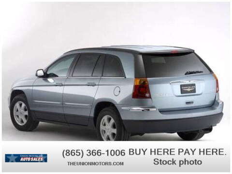 2005 Chrysler Pacifica for sale at Union Motors in Seymour TN