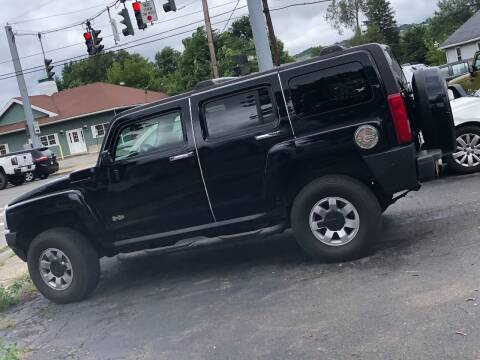 2006 HUMMER H3 for sale at ATD of So NY, Inc. in Johnson City NY