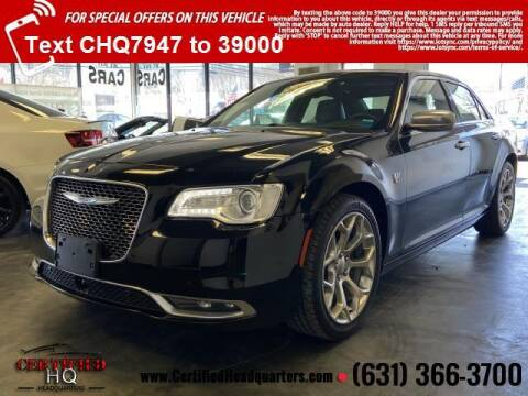 2016 Chrysler 300 for sale at CERTIFIED HEADQUARTERS in St James NY