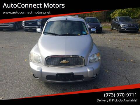 2007 Chevrolet HHR for sale at AutoConnect Motors in Kenvil NJ