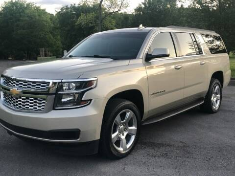 2015 Chevrolet Suburban for sale at G. B. ENTERPRISES LLC in Crossville AL