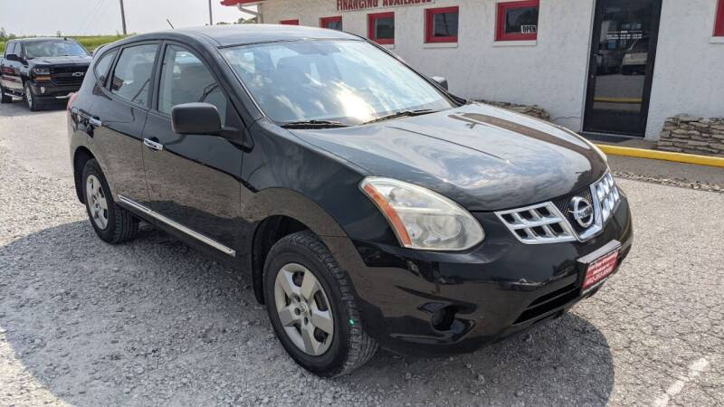 2012 Nissan Rogue for sale at Sarpy County Motors in Springfield NE