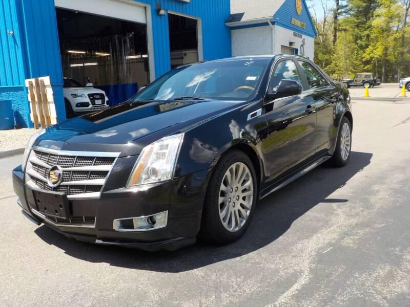 2011 Cadillac CTS for sale at RTE 123 Village Auto Sales Inc. in Attleboro MA