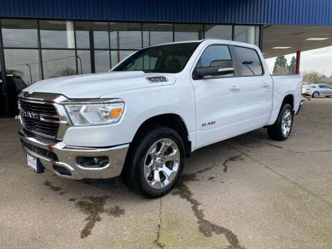 2019 RAM Ram Pickup 1500 for sale at South Commercial Auto Sales in Salem OR