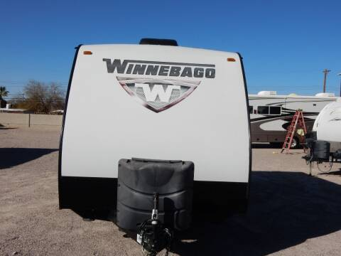 2016 Winnebago Micro Minnie 1706FB for sale at Eastside RV Liquidators in Tucson AZ