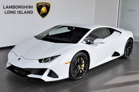 2021 Lamborghini Huracan for sale at Bespoke Motor Group in Jericho NY