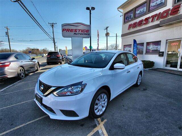 2019 Nissan Sentra for sale in Vernon, CT