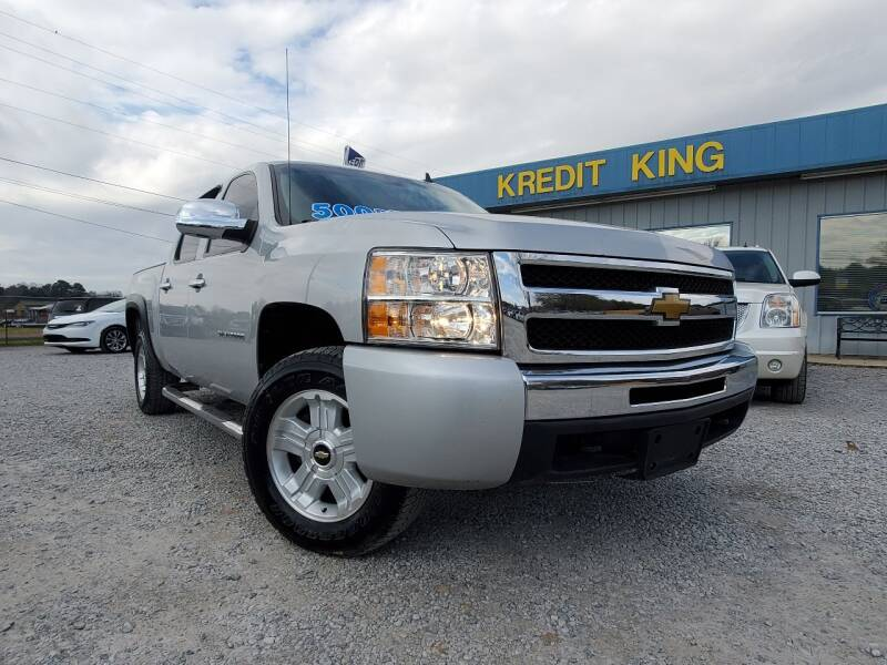 2010 Chevrolet Silverado 1500 for sale at Kredit King Autos in Montgomery AL