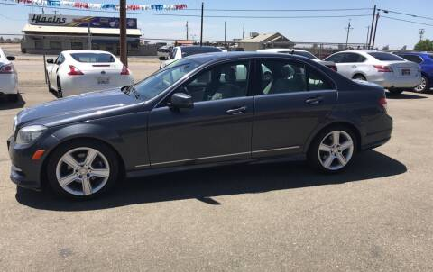 2011 Mercedes-Benz C-Class for sale at First Choice Auto Sales in Bakersfield CA