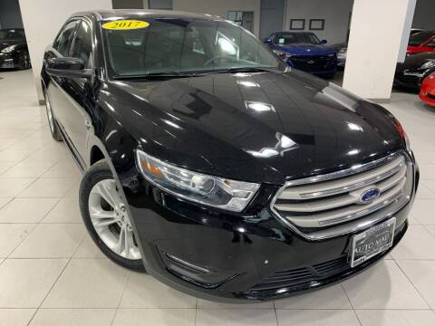 2017 Ford Taurus for sale at Auto Mall of Springfield in Springfield IL