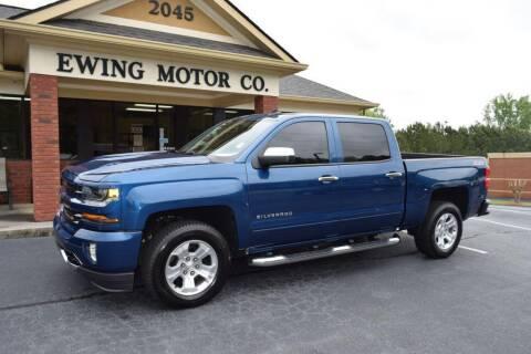 2017 Chevrolet Silverado 1500 for sale at Ewing Motor Company in Buford GA