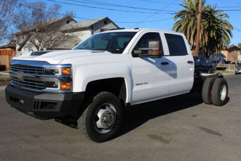 2017 Chevrolet Silverado 3500HD for sale at CA Lease Returns in Livermore CA