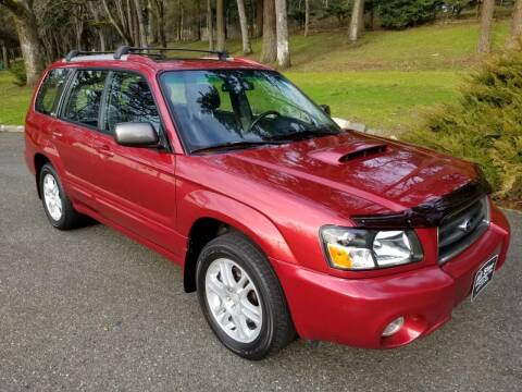 2004 Subaru Forester for sale at All Star Automotive in Tacoma WA