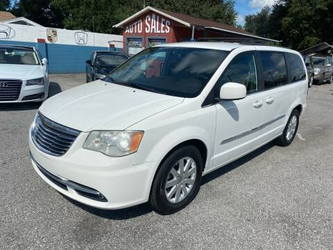 2012 Chrysler Town and Country for sale at CHECK  AUTO INC. in Tampa FL