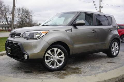 2016 Kia Soul for sale at Platinum Motors LLC in Heath OH