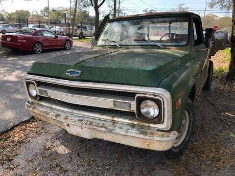 1969 Chevrolet C/K 20 Series for sale at OVE Car Trader Corp in Tampa FL