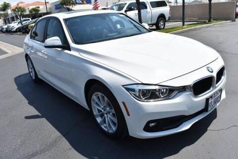 2018 BMW 3 Series for sale at DIAMOND VALLEY HONDA in Hemet CA