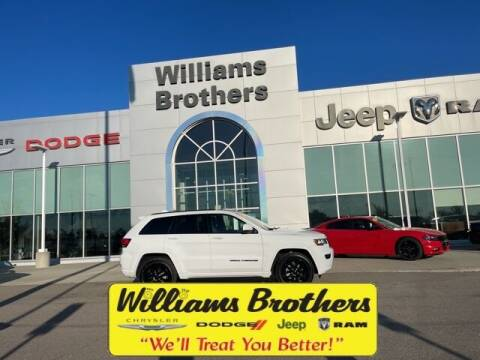 2020 Jeep Grand Cherokee for sale at Williams Brothers - Pre-Owned Monroe in Monroe MI