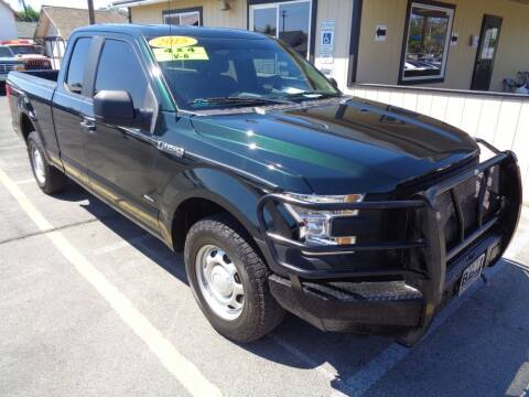 2015 Ford F-150 for sale at BBL Auto Sales in Yakima WA
