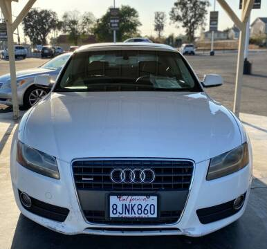 2010 Audi A5 for sale at Global Auto Group in Fontana CA