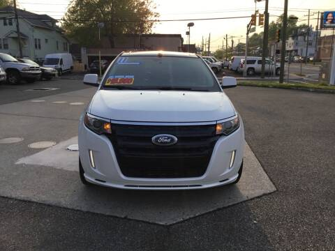 2011 Ford Edge for sale at Steves Auto Sales in Little Ferry NJ