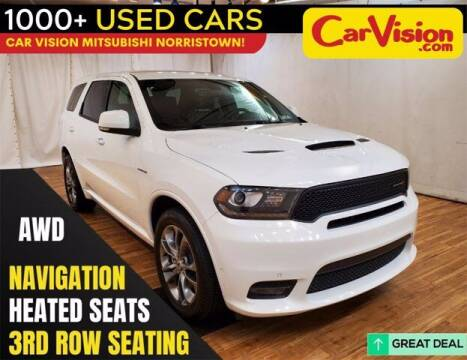 2020 Dodge Durango for sale at Car Vision Buying Center in Norristown PA