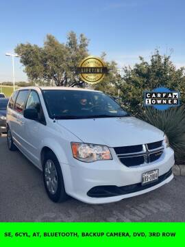 2017 Dodge Grand Caravan for sale at Nissan of Boerne in Boerne TX