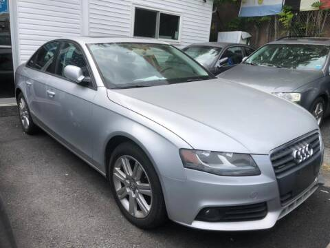 2011 Audi A4 for sale at Sylhet Motors in Jamaica NY