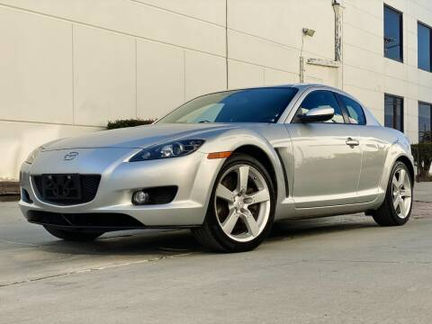 2005 Mazda RX-8 for sale at New City Auto - Retail Inventory in South El Monte CA