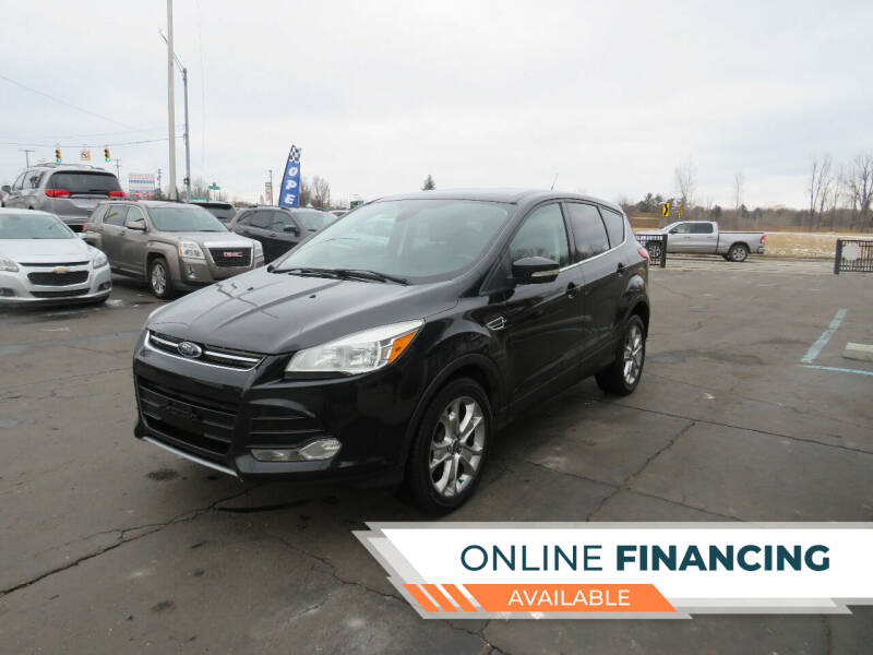 2013 Ford Escape for sale at A to Z Auto Financing in Waterford MI