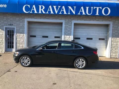 2016 Chevrolet Malibu for sale at Caravan Auto in Cranston RI