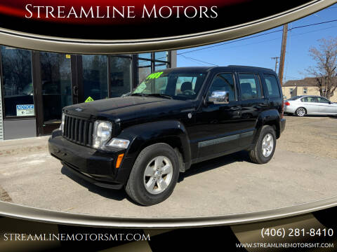 2010 Jeep Liberty for sale at Streamline Motors in Billings MT