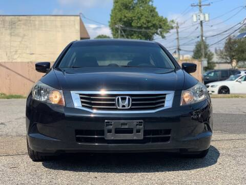 2008 Honda Accord for sale at Innovative Auto Group in Hasbrouck Heights NJ