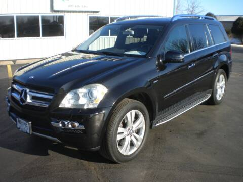 2011 Mercedes-Benz GL-Class for sale at AUTO MART in Oshkosh WI