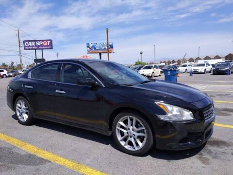 2010 Nissan Maxima for sale at Car Spot in Las Vegas NV