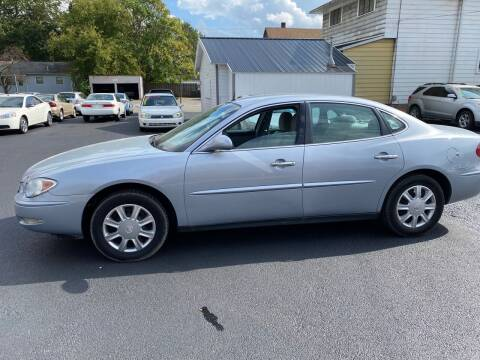2005 Buick LaCrosse for sale at E & A Auto Sales in Warren OH