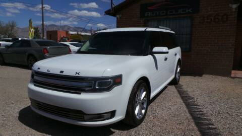2016 Ford Flex for sale at Auto Click in Tucson AZ