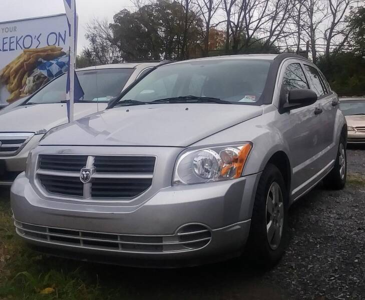 2007 Dodge Caliber for sale at Abingdon Auto Specialist Inc. in Abingdon VA