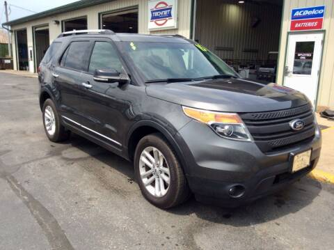 2015 Ford Explorer for sale at TRI-STATE AUTO OUTLET CORP in Hokah MN