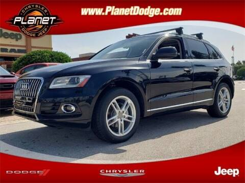 2015 Audi Q5 for sale at PLANET DODGE CHRYSLER JEEP in Miami FL