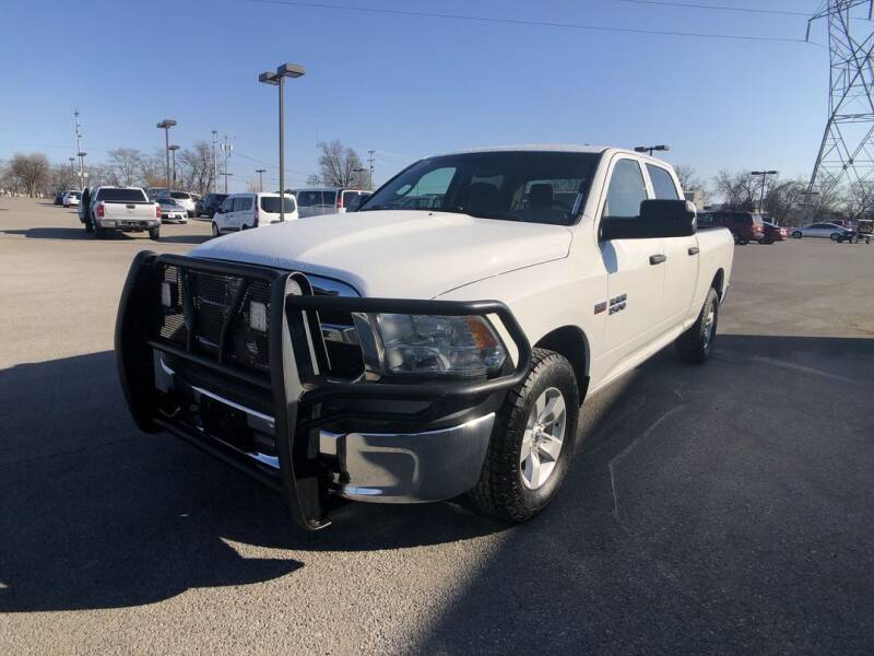 2018 RAM Ram Pickup 1500 for sale at Spuds City Auto in Murfreesboro TN