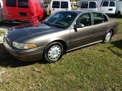 2002 Buick LeSabre for sale at Autos by Tom in Largo FL