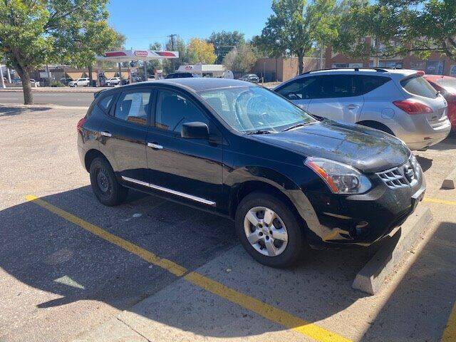 2013 Nissan Rogue for sale at iDrive Auto Works in Colorado Springs CO