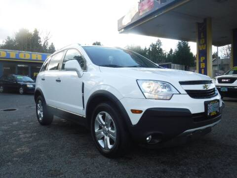 2014 Chevrolet Captiva Sport for sale at Brooks Motor Company, Inc in Milwaukie OR