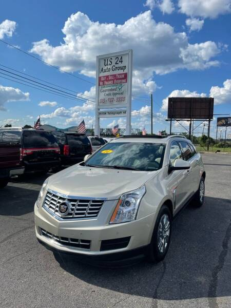 2014 Cadillac SRX for sale at US 24 Auto Group in Redford MI